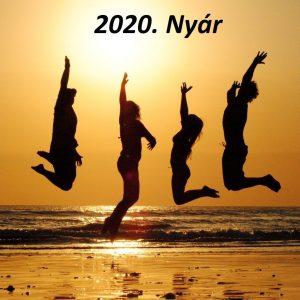 Napközis tánctábor - 1. turnus - Győr-2020. június 29- július 3.